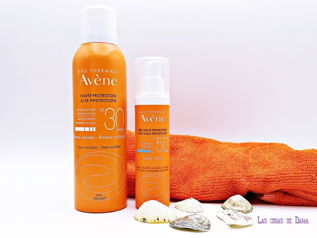 Skin Protect-Ocean Respect día mundial del océano 8 de junio sunprotect dermocosmetica Avène medioambiente farmacia