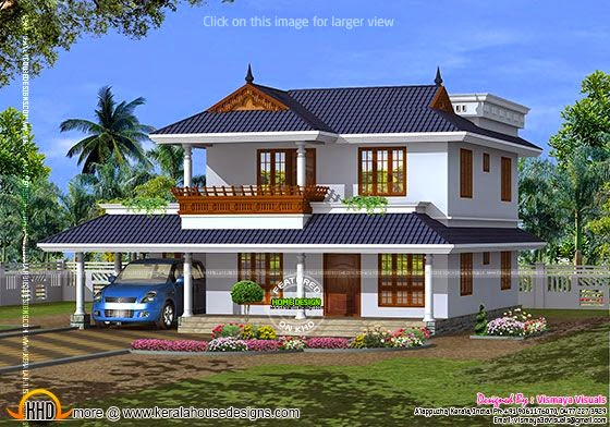 Home model Kerala