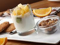 Nanas dan Yogurt untuk Tips Diet dengan Cepat