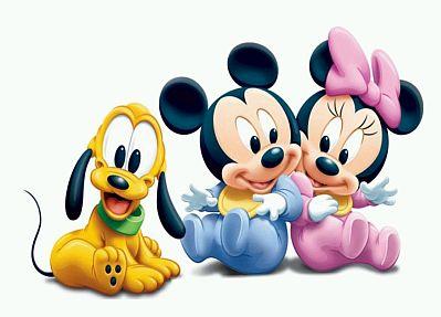 baby mickey mouse 1ste verjaardag