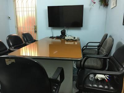 Lắp đặt thiết bị hội nghị truyền hình trong tháng 6/2017