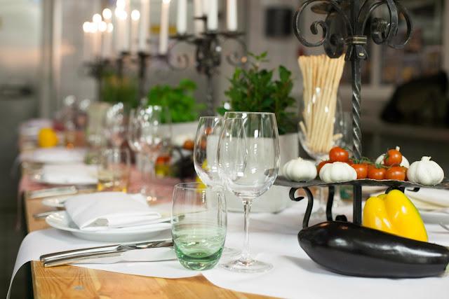 Toskana Woche, Luigi Brunetti, Klaus Böhler, Italien, kochen, Restaurant Flavors