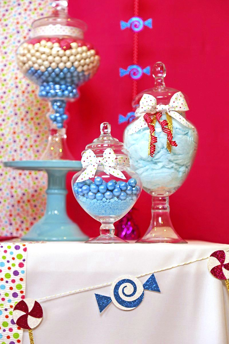 sweet 16 candy shoppe party via BirdsParty.com @birdsparty