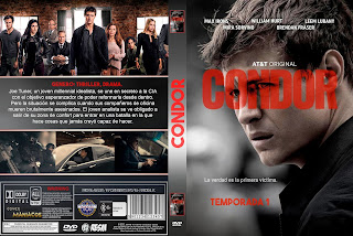 CARATULA CONDOR - 2018 - TEMPORADA 1 [SERIE TV]