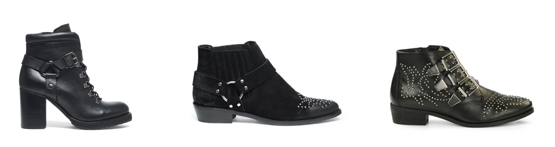 Buckle boots, fall, winter, sacha, ankle boots, trend, 2016