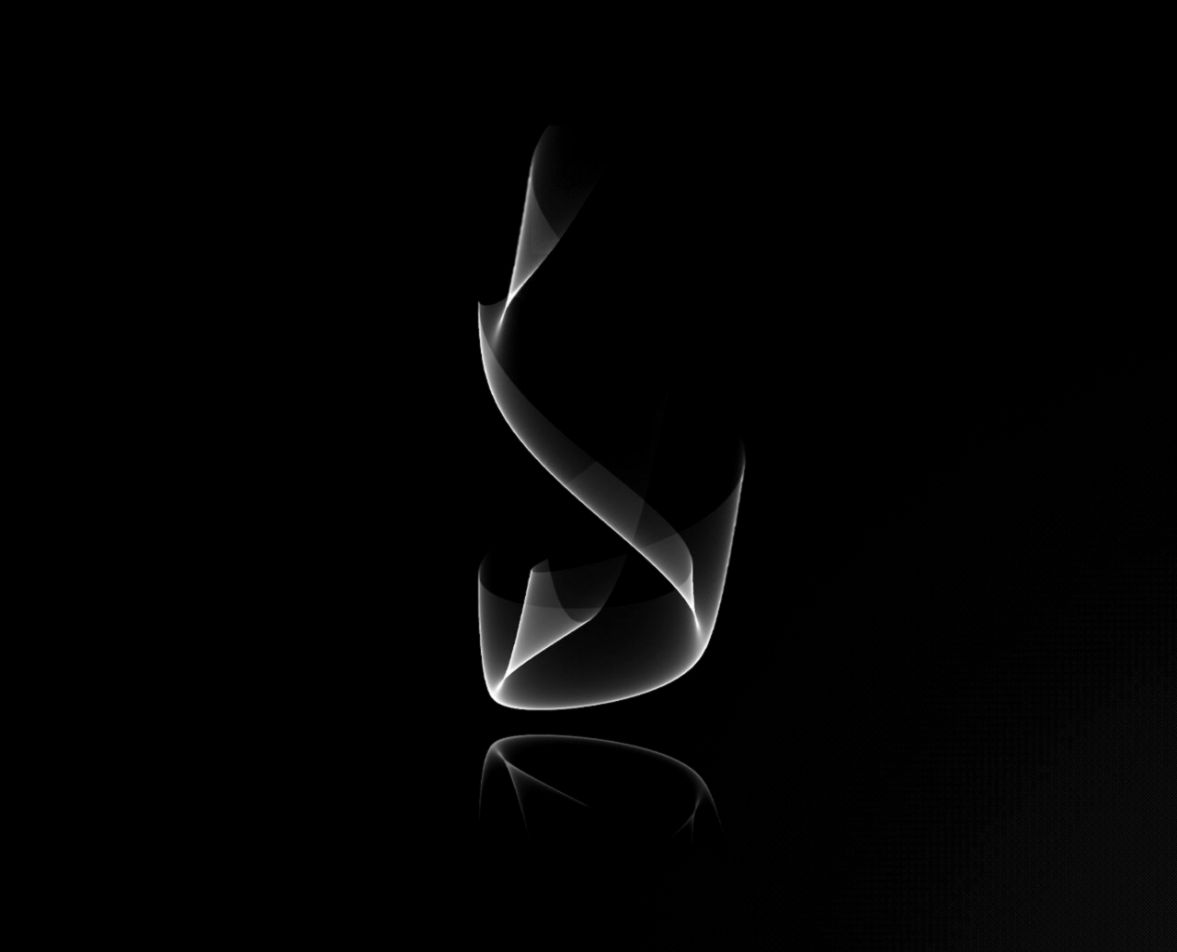Black 3d Abstract Hd Wallpaper Gold Wallpapers