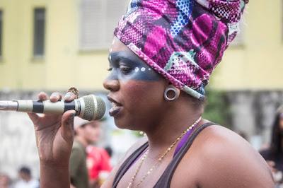 Evento é focado no empoderamento da mulher. Foto: Mel Sirks / acervo Feminine Hi-Fi