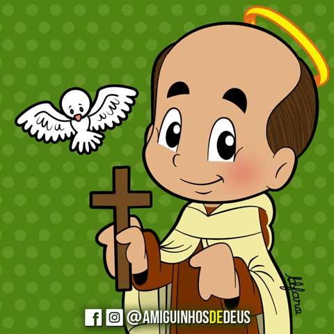São João José da Cruz desenho