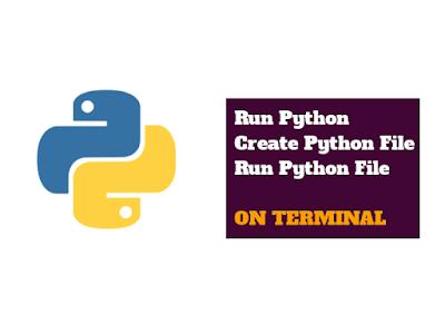 Run Python Script Linux (Ubuntu) Command Line