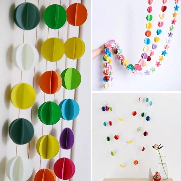 15 Trend Terbaru Cara Membuat Hiasan Dinding Kamar Dari Kertas Kado Schluman Art