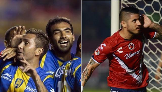 Veracruz vs San Luis en vivo