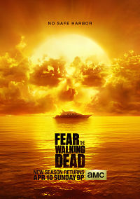 Fear The Walking Dead 2x02