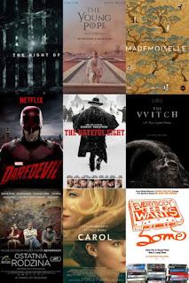 Najlepsze filmy (i seriale) 2016