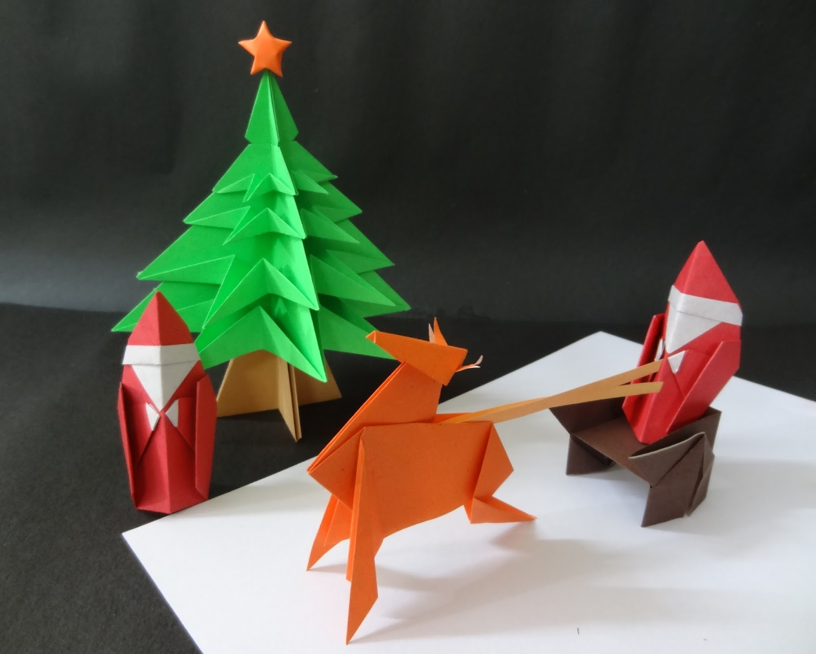 learn origami