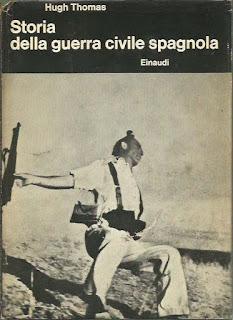 Storia della guerra civile Spagnola / Hugh Thomas