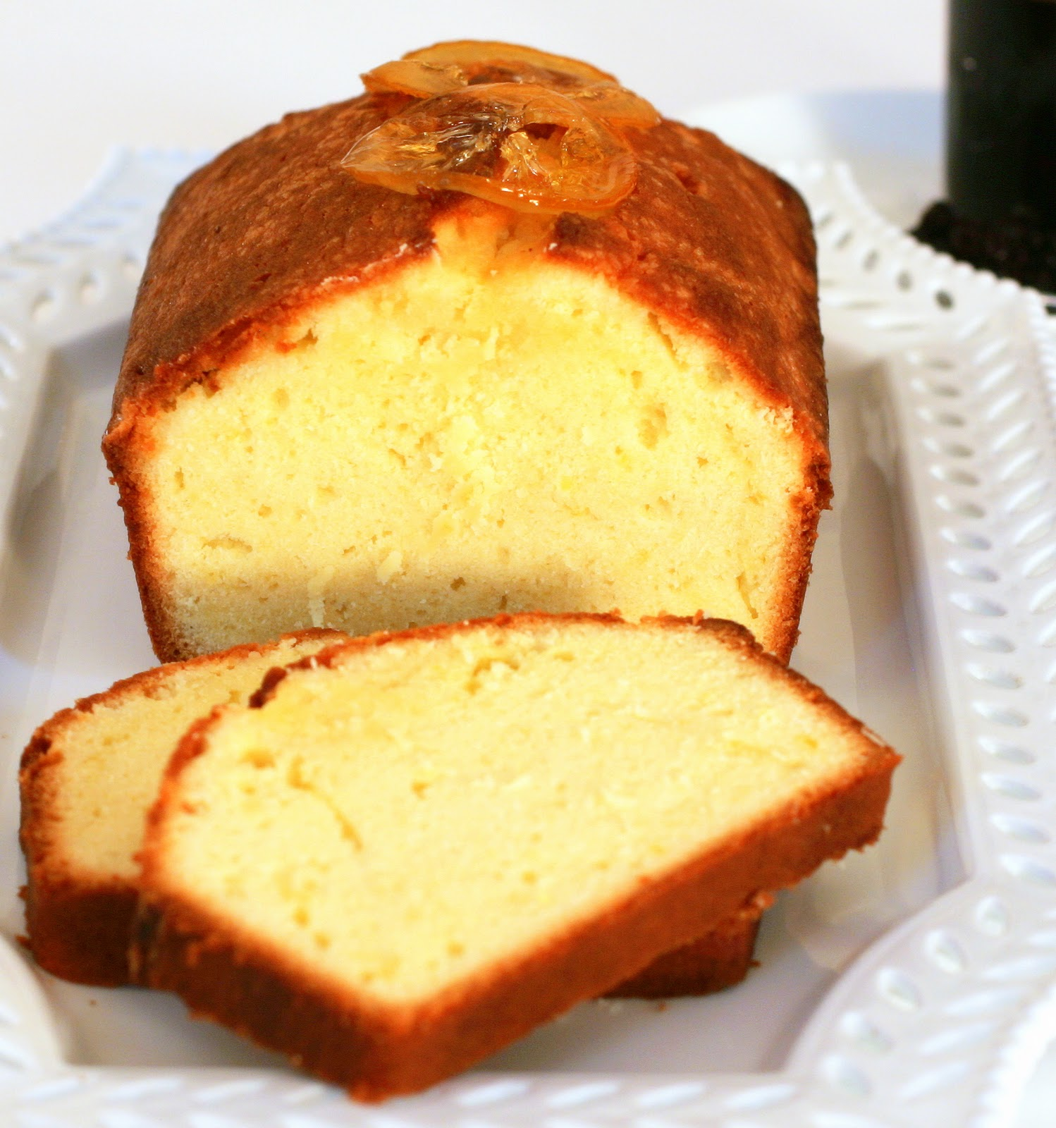 Tish Boyle Sweet Dreams Lemon Pound Cake With Wild