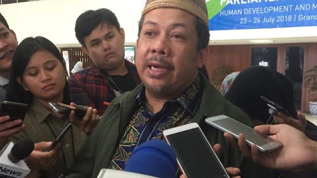Fahri Hamzah: Mustahil Jokowi Menang, Arus Anti-Jokowi Makin Kuat