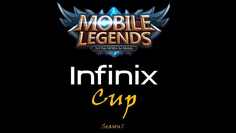 Infinix Announces Mobile Legends Cup Season 1!