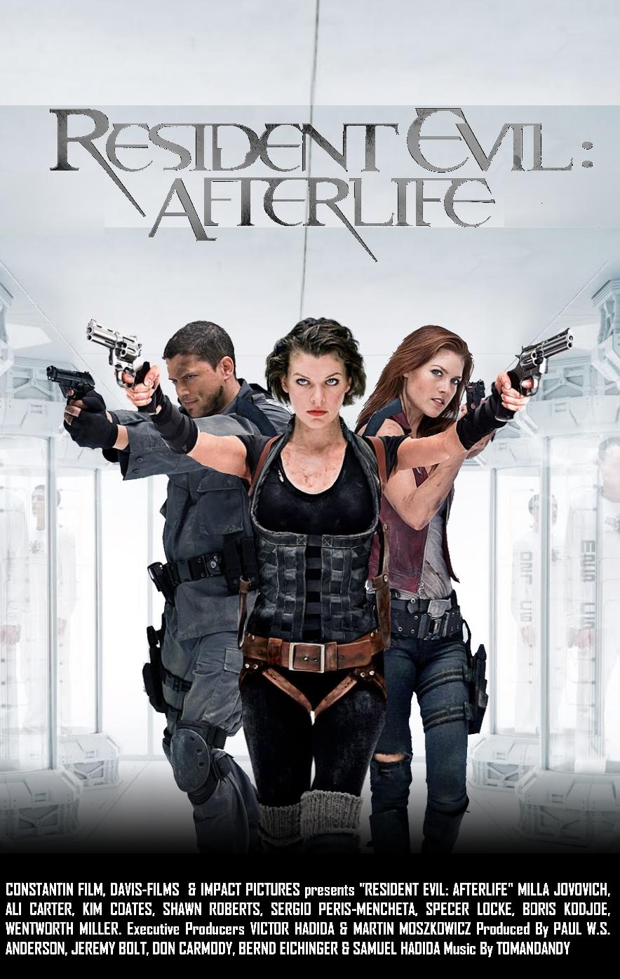 Resident Evil 4 Afterlife ผีชีวะ 4 สงครามแตกพันธุ์ไวรัส [HD][พากย์ไทย]