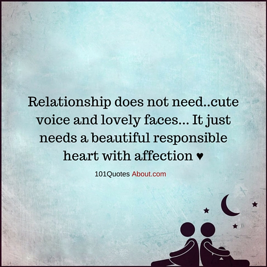 """Relationships Quotes"""