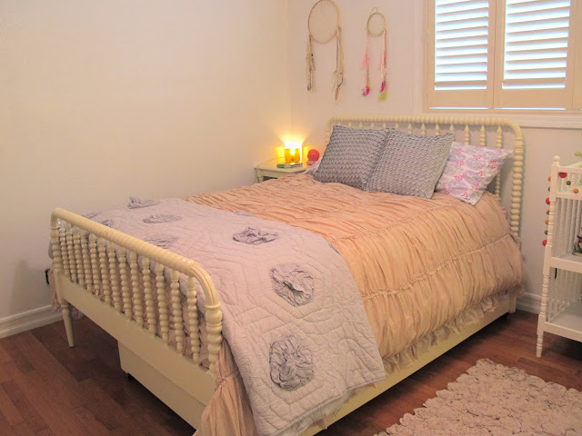 3 Girls Amp A Biker Pella And Baby M S New Whimsy Bedroom