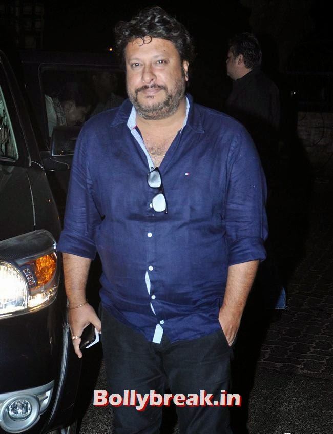 Tigmanshu Dhulia at Kangna Ranaut birthday Bash at her residence in Bandra, Bollywood Celebs at Kangana Ranaut Birthday Bash Pics