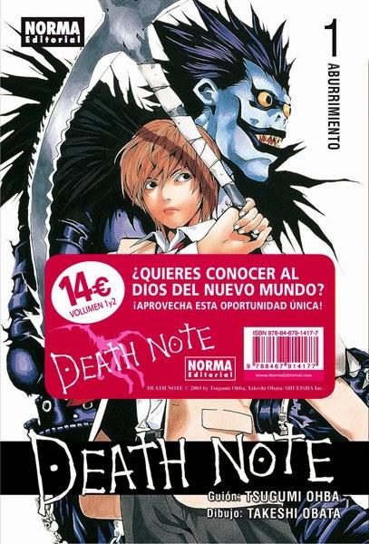 www.nuevavalquirias.com/death-note-comprar-manga.html
