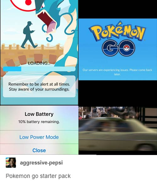 19 Funniest Reactions To Pokémon Go 8