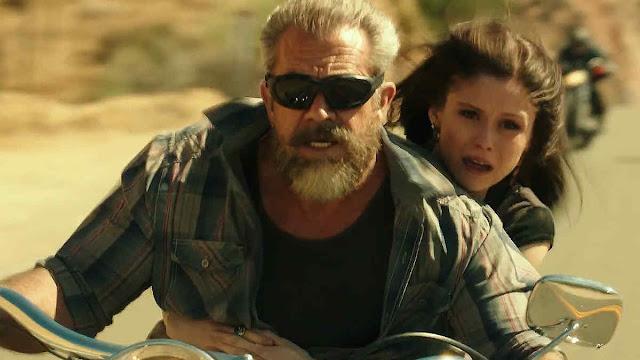"""Mel Gibson protege sua filha de traficantes no trailer de """"Herança de Sangue"""""""