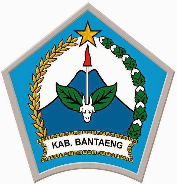 Logo Kabupaten Kota Logo Kabupaten Bantaeng Sulawesi Selatan