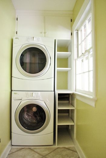 Affordable Small Bathrooms Ideas With Washing Machines ... on Small Space Small Bathroom Ideas With Washing Machine id=59918