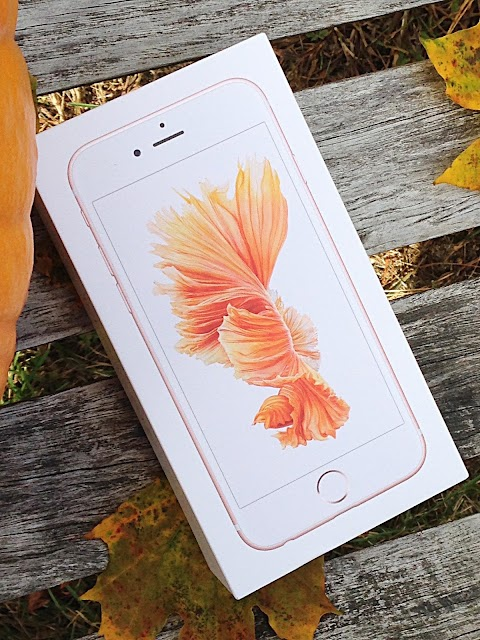 iPhone 6s Rose Gold | Unboxing