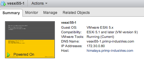 VMware Tools for Nested ESXi