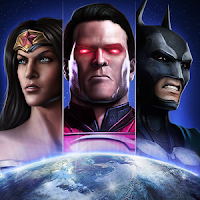Permainan Injustice: Gods Among Us 2.11 Apk