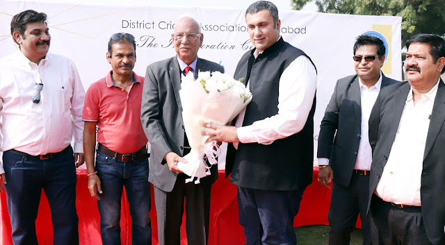 BCCI Trophy matches will be held soon in Faridabad DCA ground: Anirudh Chaudhary