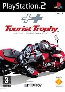 Tourist Trophy: The Real Riding Simulator (PS2) 2006