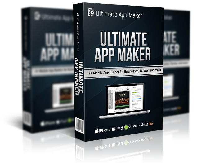 [GIVEAWAY] Ultimate App Maker [LIFETIME ACCOUNT]