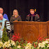 Pittsford's Merrill graduates from Mars Hill University