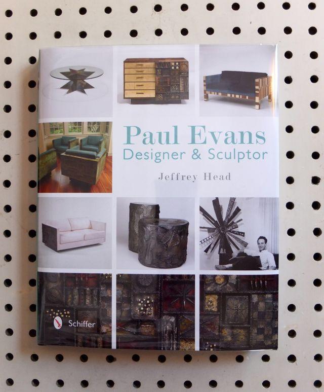 Paul Evans Designer Amp Sculptor