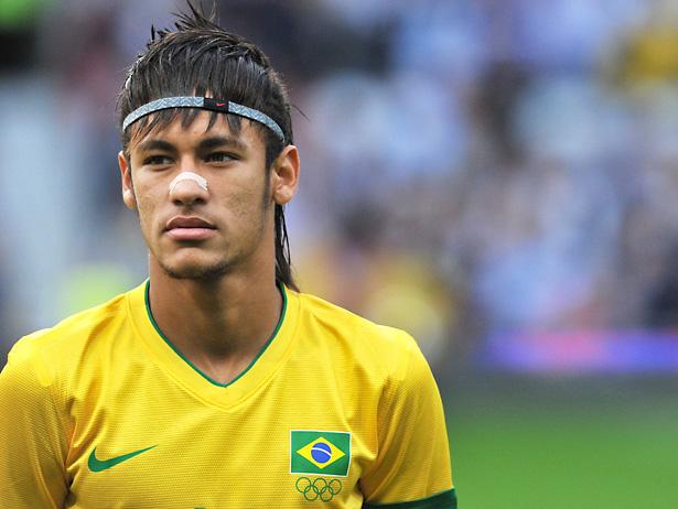 Mommentary Neymar Da Silva Hairstyles Photos