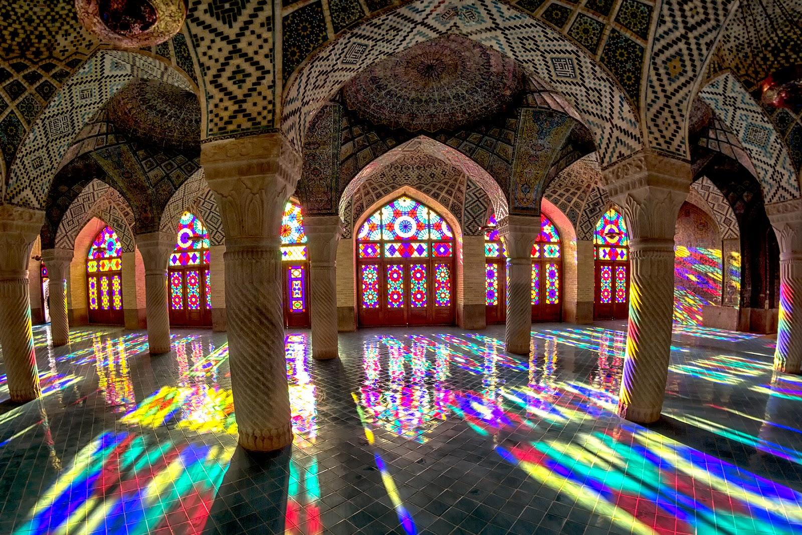 Iran-Nasil-al-Molk-Shiraz