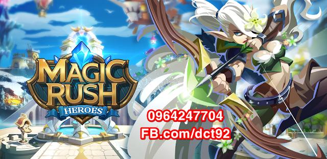 Nạp game Magic Rush