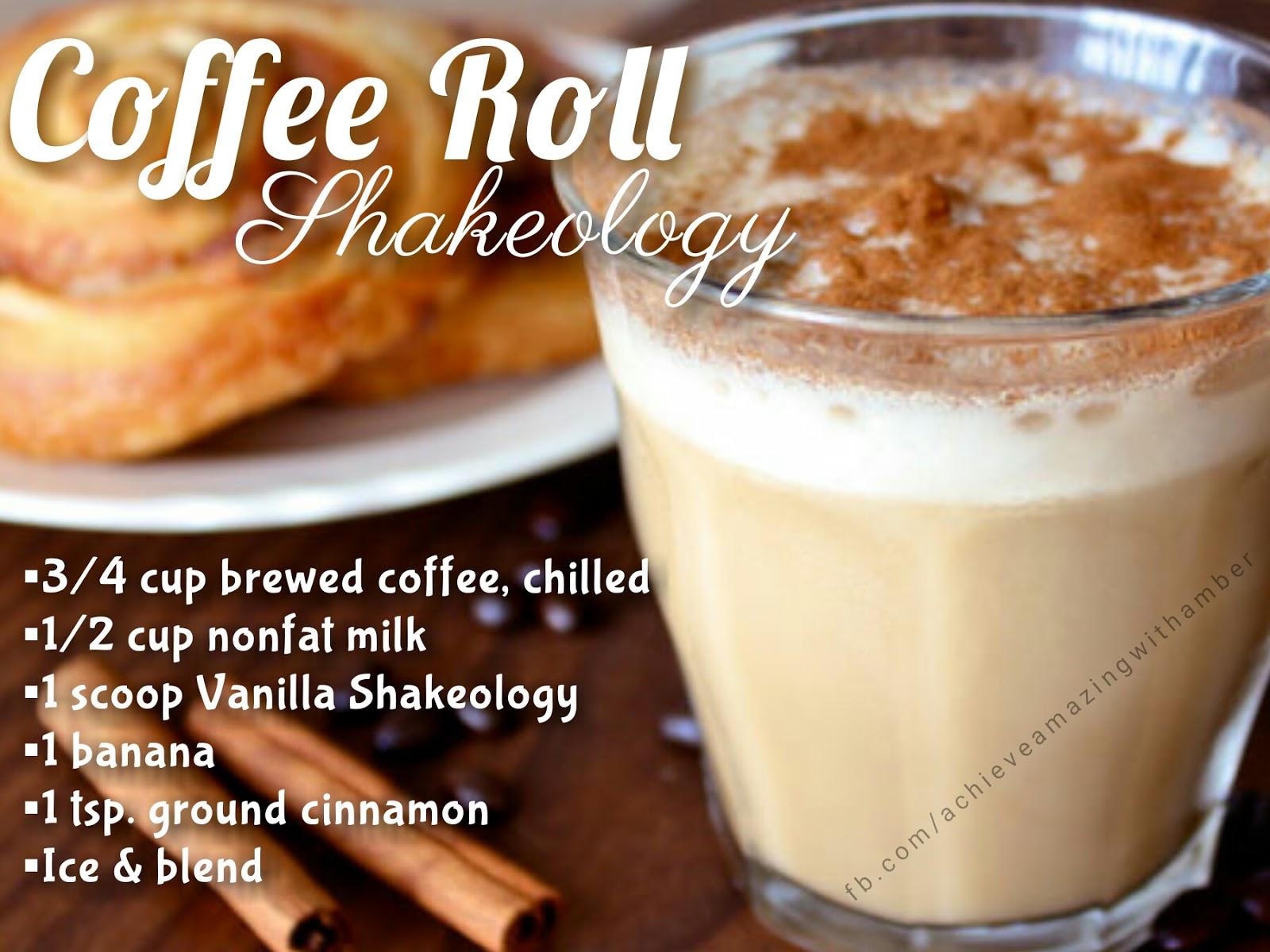 Vegan Cafe Latte Shakeology Recipes