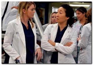 Texte amitié Grey's Anatomy