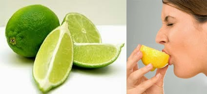 comer limão faz mal?