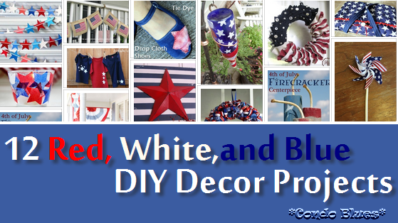 Condo Blues: 12 Red, White, And Blue Patriotic Summer