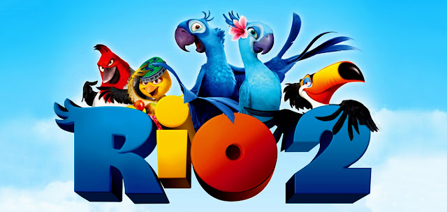 Rio 2 Movie 2014 Trailer