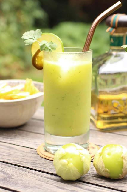 verde maria tequila jalapeno