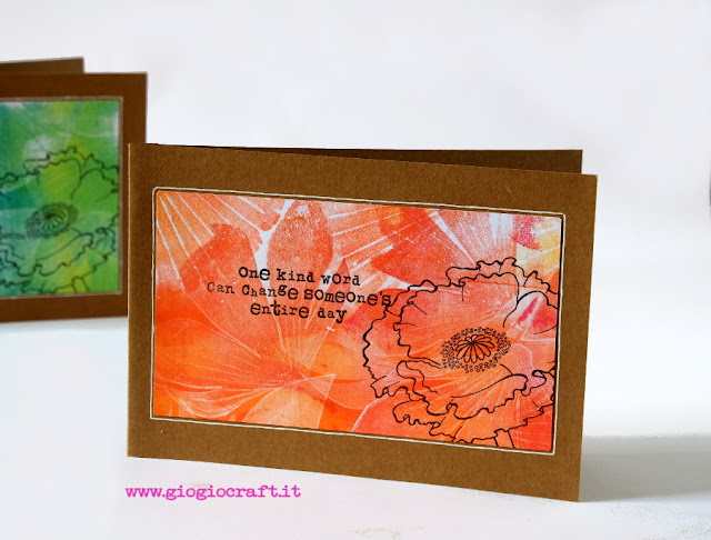 VideoTutorial: Handmade floral stamp for gelprinting