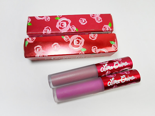vegan cruely free liz breygel beauty makeup blogger lime crime matte lipsticks brand review
